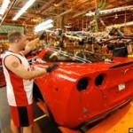 corvette gyár